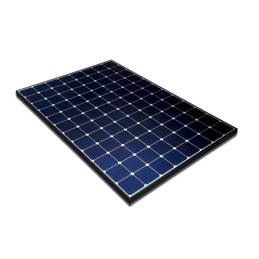 Sunpower back contact panel