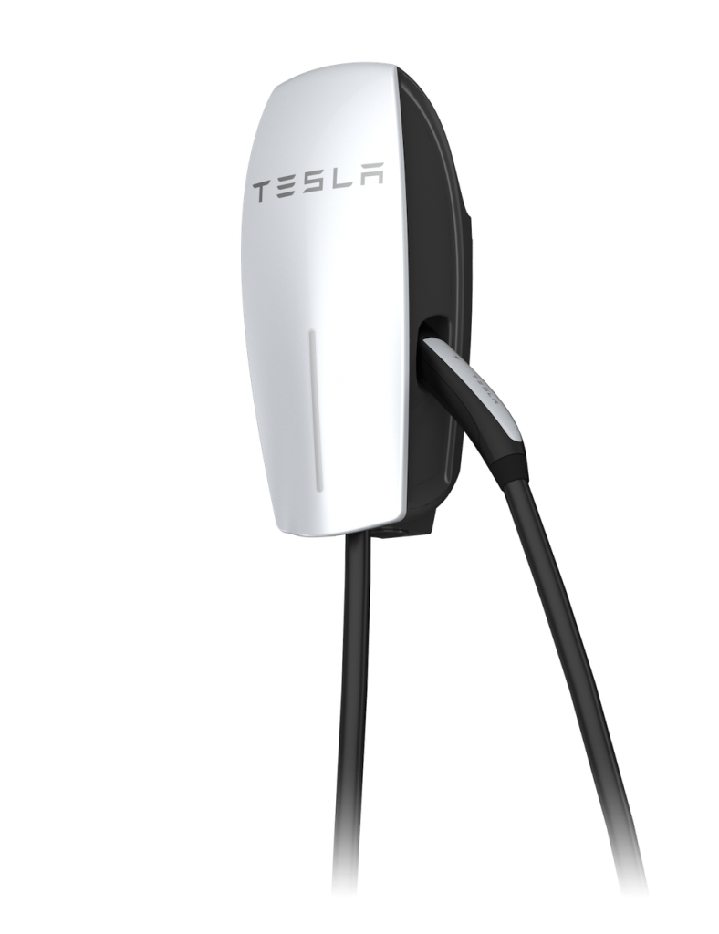 Tesla EV home charger