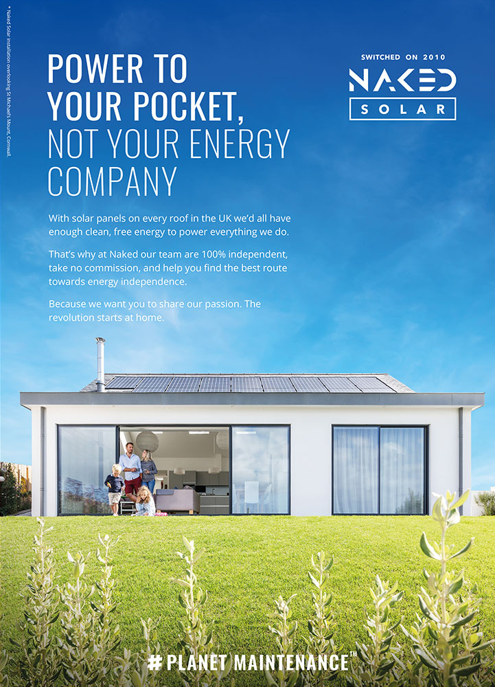 Naked Solar Brochure domestic