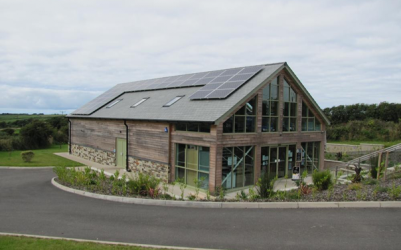 Brian Etherington Meats Solar