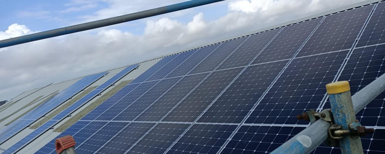 Gloveman Supplies Solar