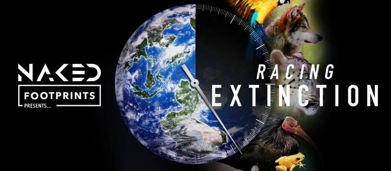 Naked Footprints presents Racing Extinction