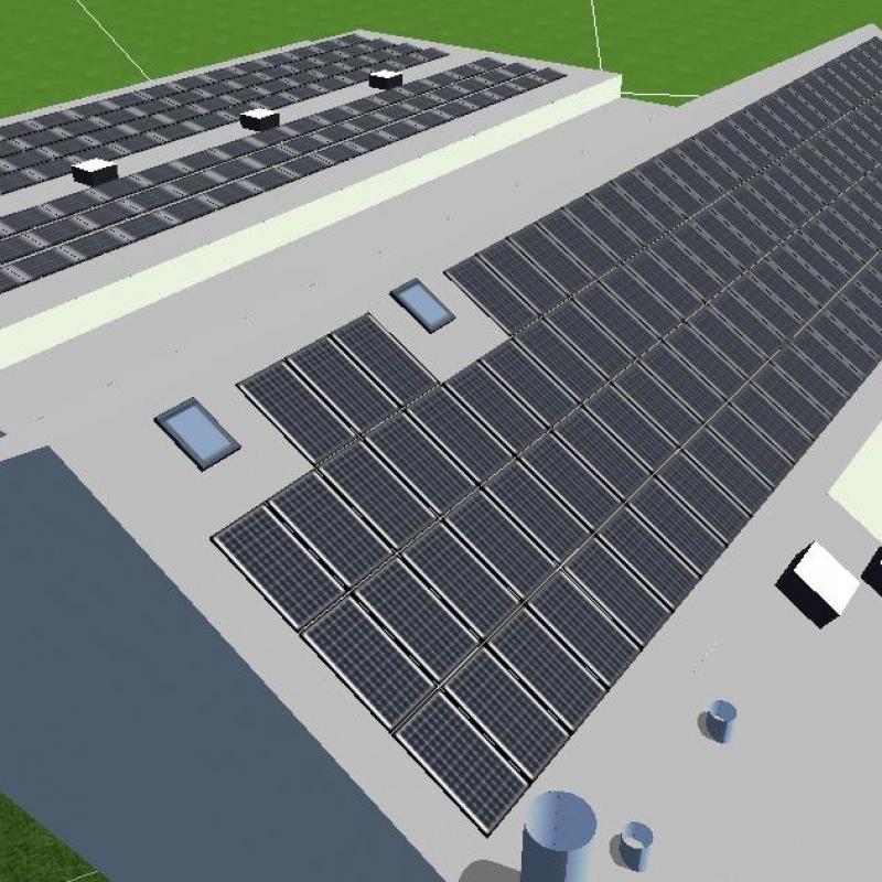 Naked Solar Business Solar