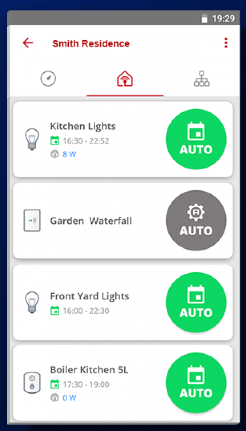 SolarEdge smart energy app