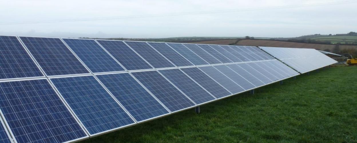 St Ewe Eggs Solar